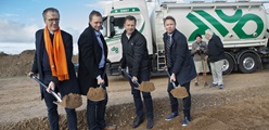 DLG begins construction of new headquarters in Fredericia