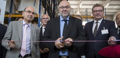 DLG inaugurates state-of-the-art Premix & Nutrition plant in France