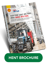 Shell Fuel brochure
