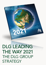'DLG Leading the Way 2021' strategy folder